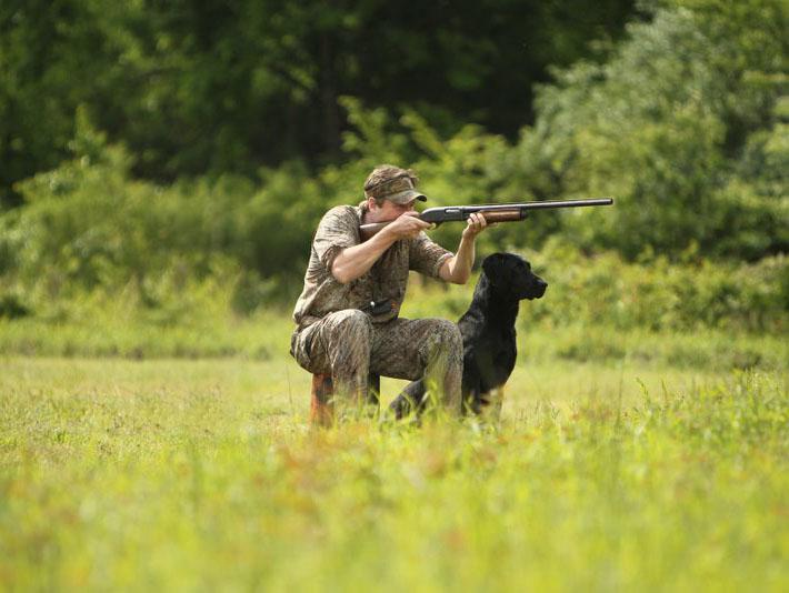 A Hunter Takes Aim