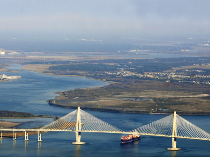 The New Charleston Bridge